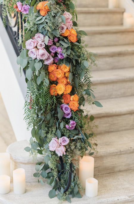 Top 10 Wedding Staircases Ideas for Intimate Indoor Weddings