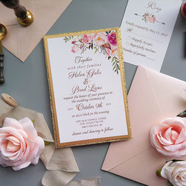 Fuchsia, hot pink, purple and blue Great Wedding Color Palettes For Spring & Summer 2022