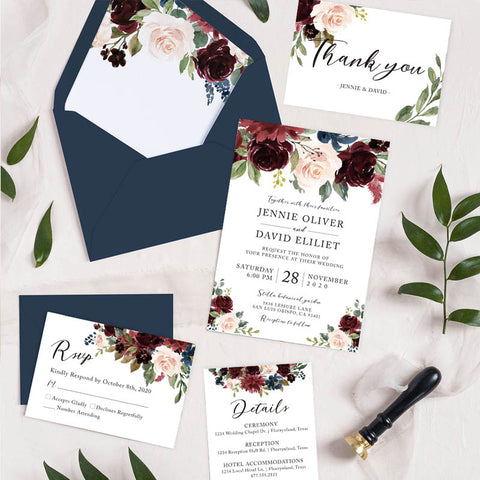 10 Swoon-worthy Wedding Invitation Wordings To Get You Inspired