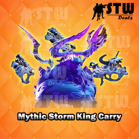 Fortnite Carry Service Mythic Storm King Carry Mythic Schematic Guarantee Stwdeals Com Stwdeals