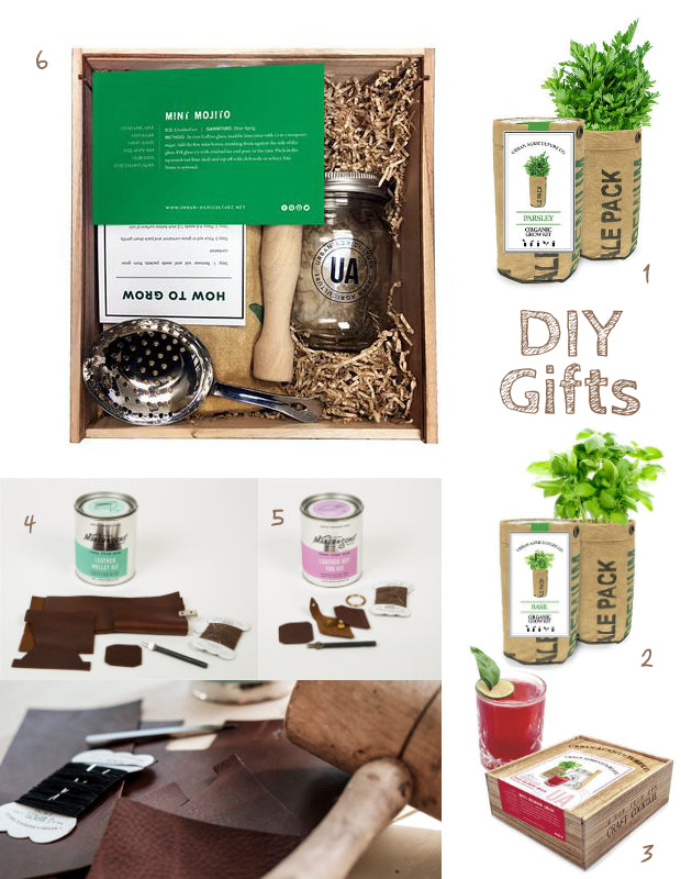 2016 Gift Guide - DIY Gifts