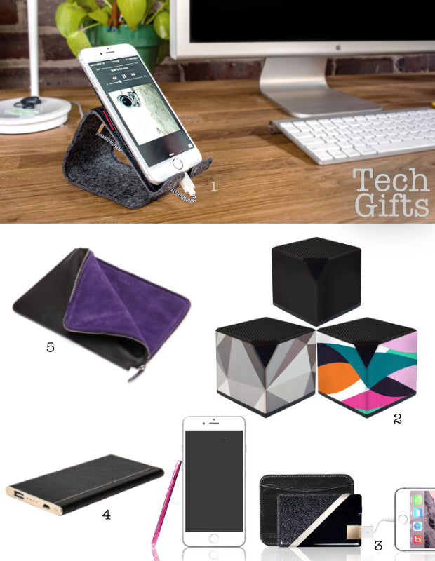 2016 Gift Guide - Tech Gifts