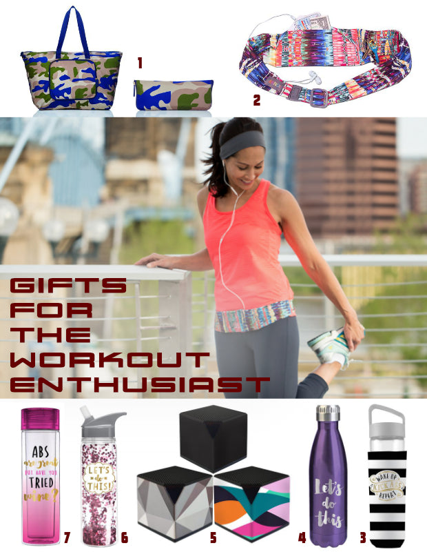 Gifts for the Workout  Enthusiast