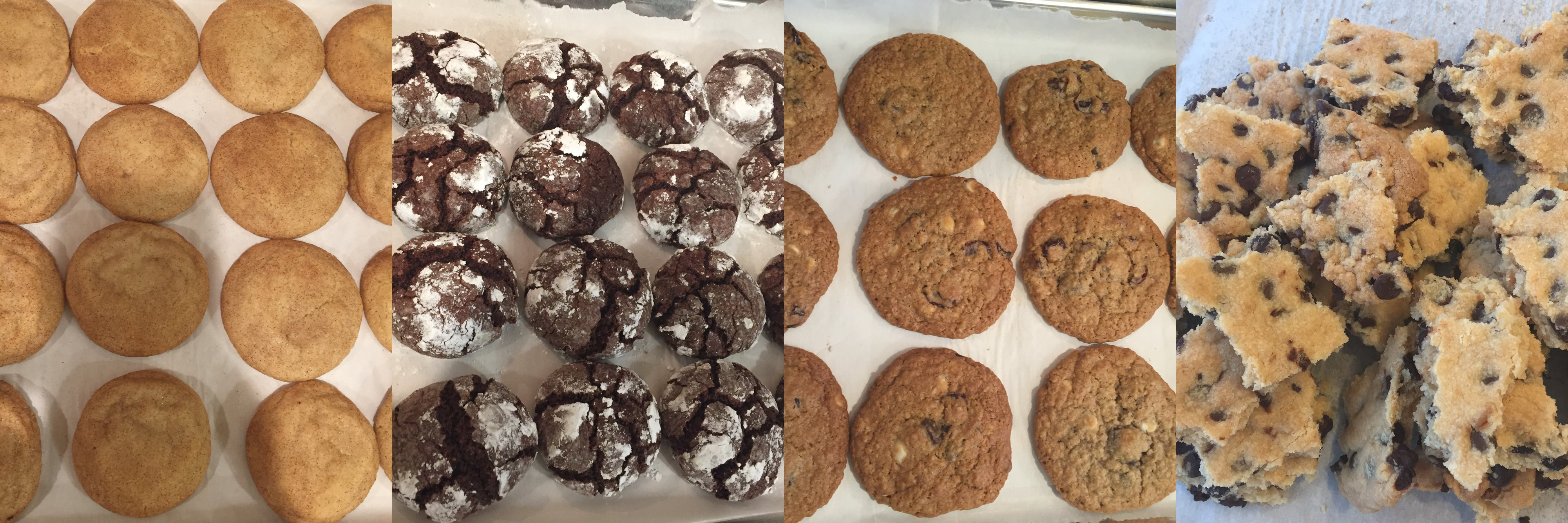 Yummy Homemade Cookies