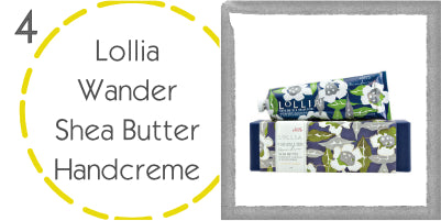 Lollia by Margot Elena Wander Shea Butter Handcreme