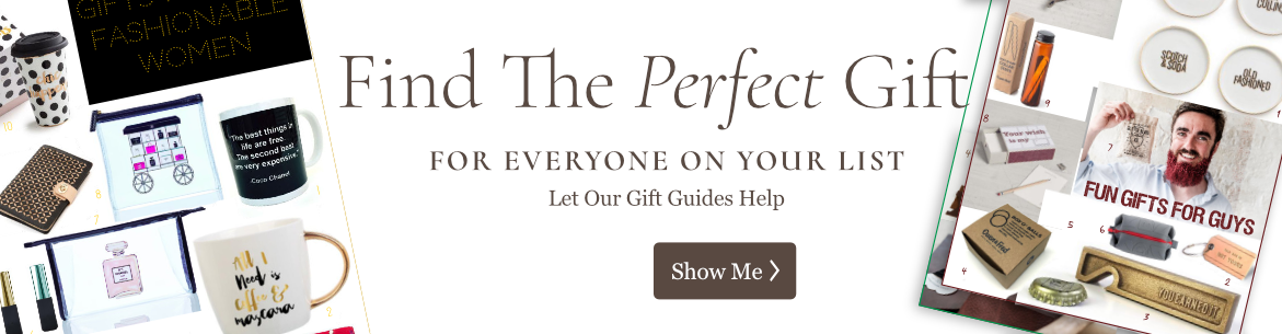 Check out gift guides