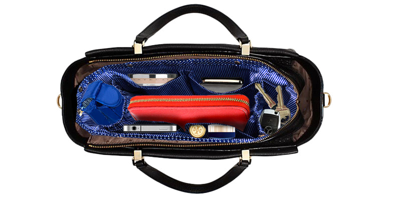 This is what an organized handbag should look like