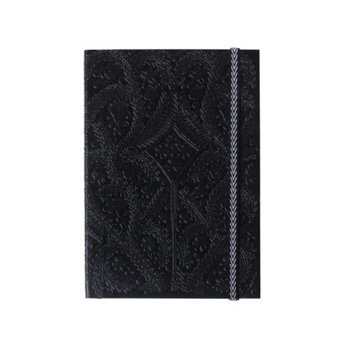 Paseo - Embossed Notebooks Christian Lacroix Papier Black - Wilson Street - Libretto Group - 2