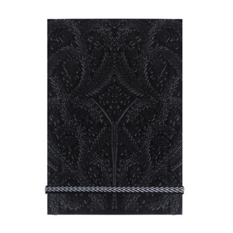 Paseo - Embossed Notepad Christian Lacroix Papier Black - Wilson Street - Libretto Group - 1