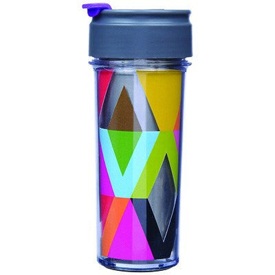 Raindrop Tumbler - 4 Patterns Viva - Wilson Street - French Bull - 2
