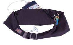Bandi Large Pocket Belts Black - Wilson Street - Bandi - 1