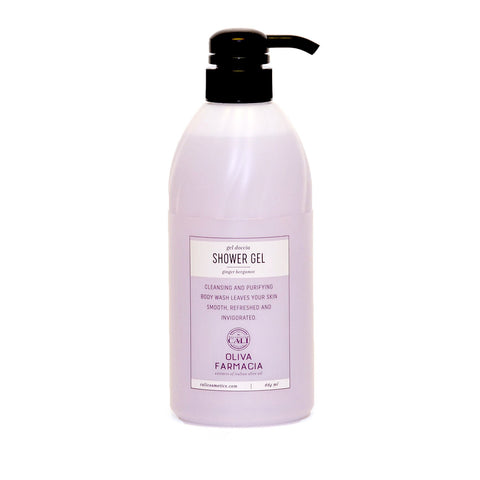 Oliva Farmacia Capelli Tonificante Shower Gel  - Wilson Street - Cali Cosmetics