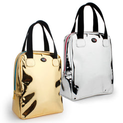 Chill Lunch Bags in Foil Colors by French Bull