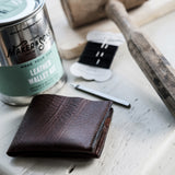 DIY Leather Wallet Kit  - Wilson Street - Men's Society - 3