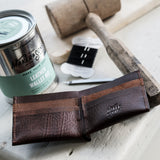 DIY Leather Wallet Kit  - Wilson Street - Men's Society - 2