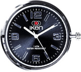 Swappable Face Black - Wilson Street - Iken Watches - 2