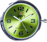 Swappable Face Green - Wilson Street - Iken Watches - 7