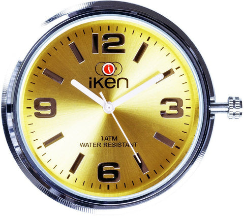 Swappable Face Gold - Wilson Street - Iken Watches - 6