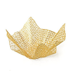Doily M Bowl Gold - Wilson Street - Metalace - 1