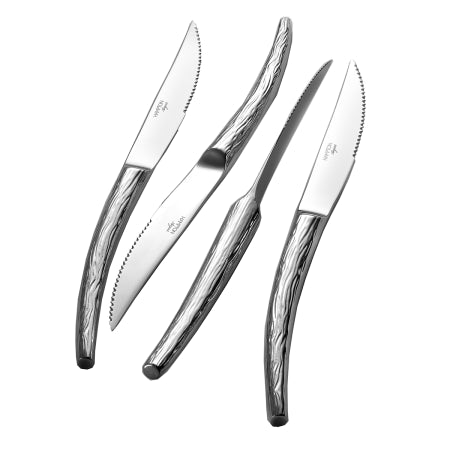Willow 4 Piece Steak Knife Gift Set - Argent Orfèvres  - Wilson Street - Hampton Forge