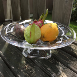 Guzzini Belle Epoque Fruit Bowl made in Italy  - Wilson Street - Guzzini - 1