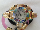 Murano Glass Watch  - Wilson Street - Wilson St. - 7
