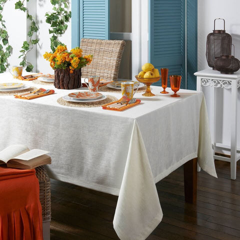 Lisbon Tablecloth - Washable - Coated for Easy Care  - Wilson Street - Mode Living - 1