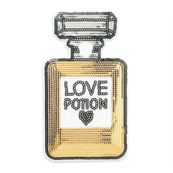 Perfume Sequin Sticker Patches  - Wilson Street - iDecoz