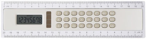 Solar Ruler Calculator White - Wilson Street - Moto Design - 6