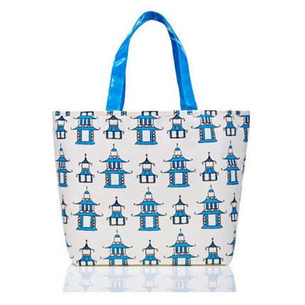 Pagoda Parade In & Out Tote
