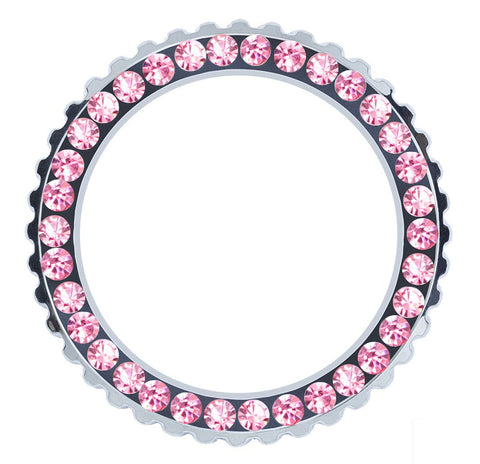 Swappable Bling Bezel Pink - Wilson Street - Iken Watches - 2