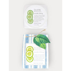 Cucumber & Honey Fine Salt Scrub  - Wilson Street - the cottage greenhouse - 1