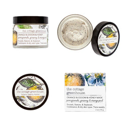 Orange Blossom & Honey Face Mask
