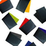 RFID Blocking Slim Leather Wallet by Würkin Stiffs  - Wilson Street - Wurkin Stiffs - 1