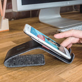 Stanley - A leather phone / tablet stand that bends  - Wilson Street - Distil Union - 2