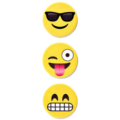 Emoji Restickable Screen Cleaner Pack  - Wilson Street - iDecoz - 1