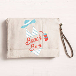 Beach Bum Wet Bag  - Wilson Street - Mona B.