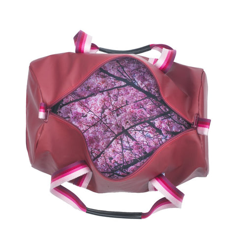 Lifestyle Carryall Duffel in Cherry Blossom
