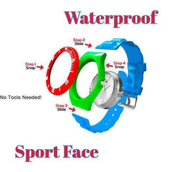 Build Your Own Sport Watch  - Wilson Street - Iken Watches - 1