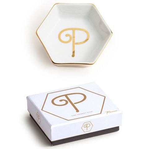 Character Tray - Letter P