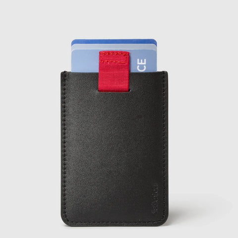 Wally Sleeve - Sleeve-style wallet designed with simplicity in mind Ninja Black - Wilson Street - Distil Union - 5