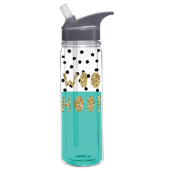 Woo Hoo Water Bottle  - Wilson Street - Slant Collection
