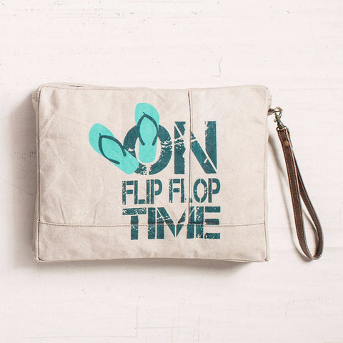Flip Flop Time Wet Bag  - Wilson Street - Mona B.