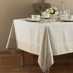 Geneva Tablecloth - Washable - Coated for Easy Care  - Wilson Street - Mode Living - 1