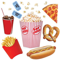 Popcorn Restickable Extra Large Decal Pack