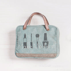 Make Up First Bag  - Wilson Street - Mona B.