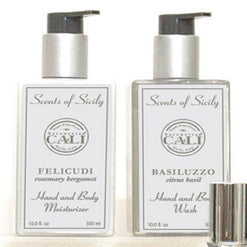Scents of Sicily Hand and Body Moisturizer - 3 Scents  - Wilson Street - Cali Cosmetics - 1