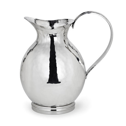 Nordica Water Pitcher w/Strap Handle  - Wilson Street - Mary Jurek Design