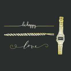 Gold Bracelet Set of Temporary Tattly Tattoos  - Wilson Street - Tattly - 1