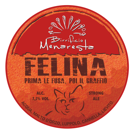Birrificio Menaresta, Felina: Italian Craft Beer, London